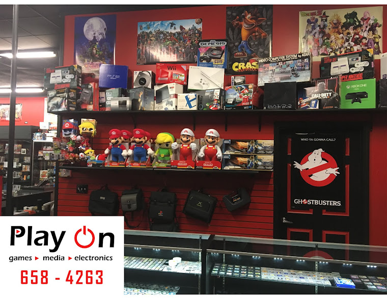 Gameonplusdvds.com - New and Used video games, Flint, Davison, Cash, Trade, Xbox One, PS4, Nintendo