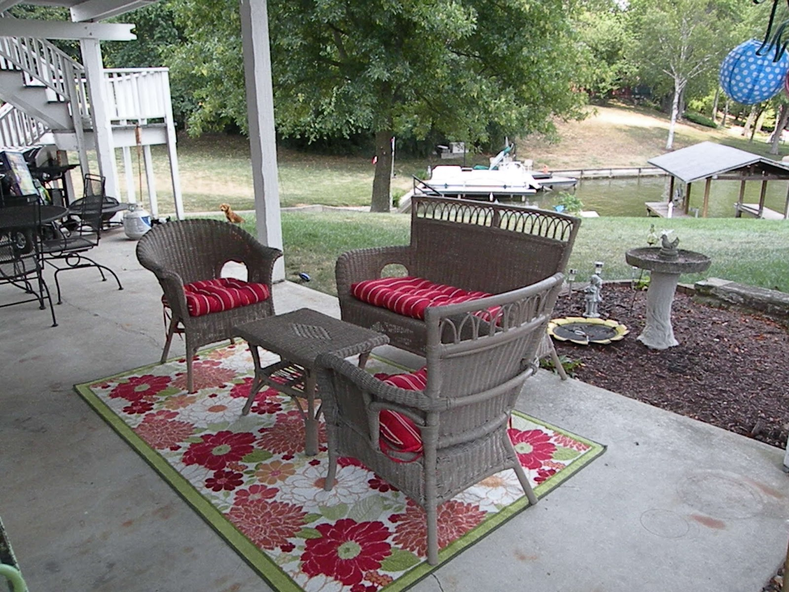 New Front Porch Wicker Furniture