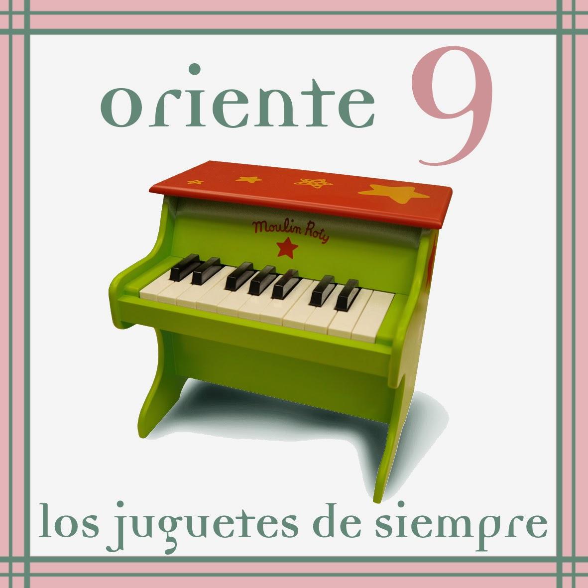 Juguetes Oriente 9