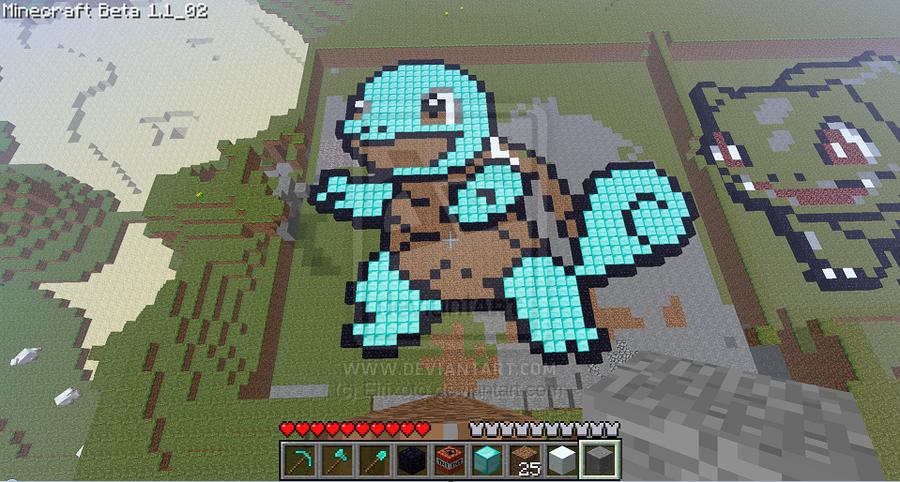 Скачать Pixelmon для Minecraft 1.6.4