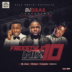 Download Freestyle Mix Vol. 10 By Dj Osas
