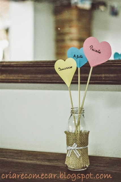 decoracao casamento eu que fiz:Criar e Começar!!!: Decoração de casamento com garrafas de vidro