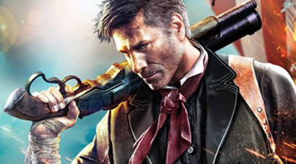 Bioshock Infinite, Irrational Games, 2K, Booker Dewitt, Box Art, News, Positive Game Reviews