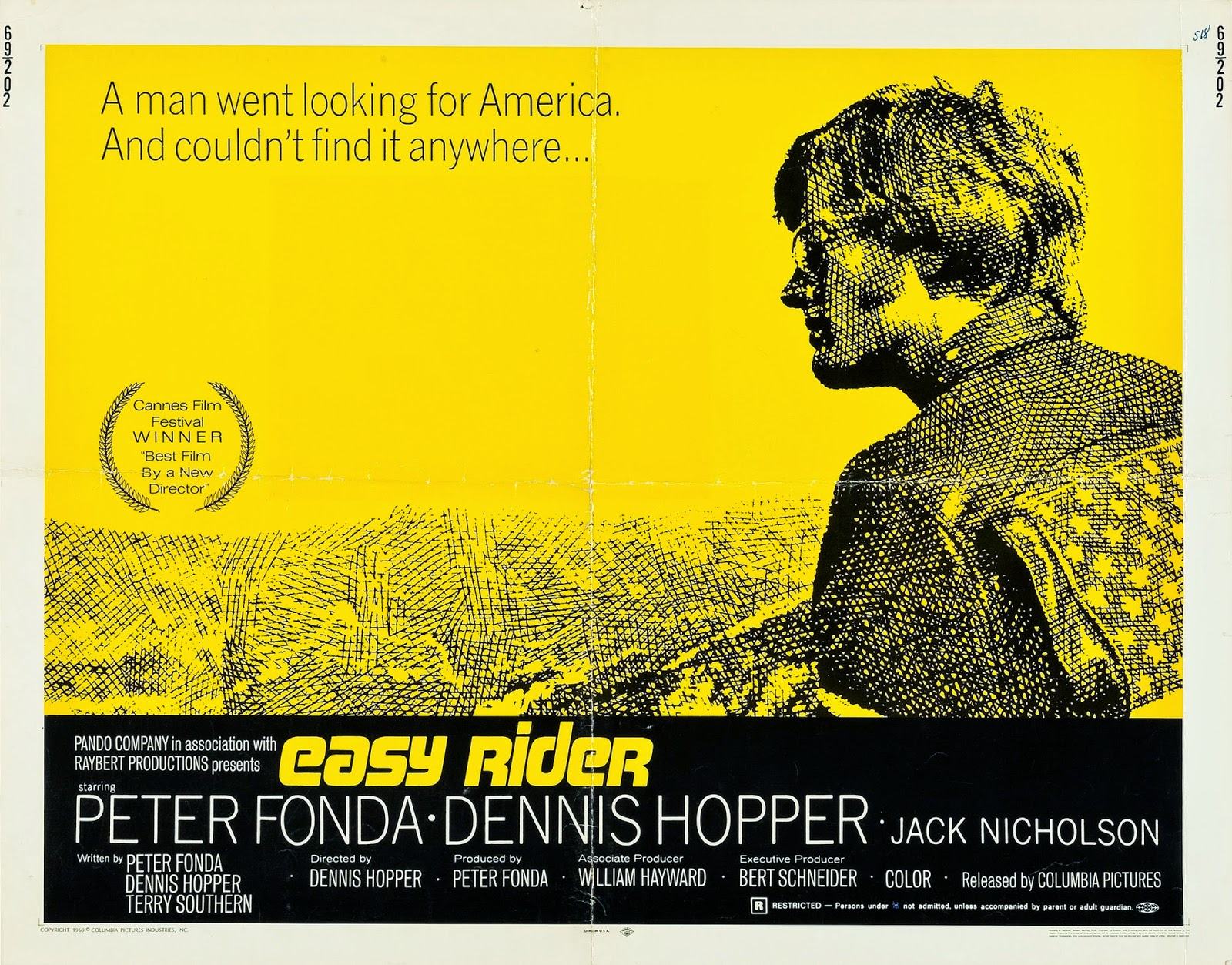a film review of easy rider directed by dennis hopper Easy rider on mubicom find trailers easy rider directed by dennis hopper show all (4) steve pulaski's rating of the film easy rider.