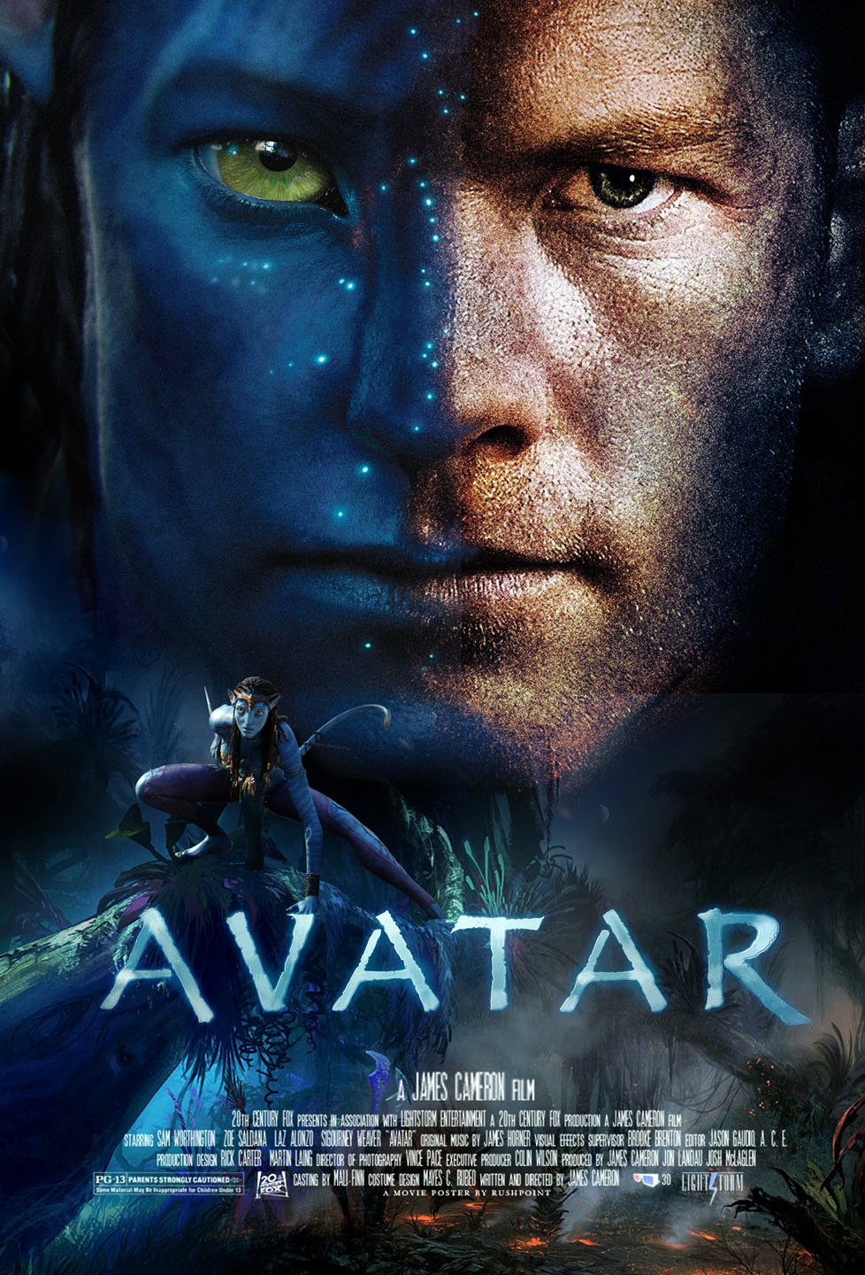 Avatar 2009 extended bluray 720p mkv free mediafire english movie