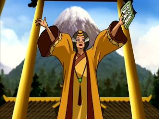 Avatar la leyenda de Aang libro 1 agua capitulo 14
