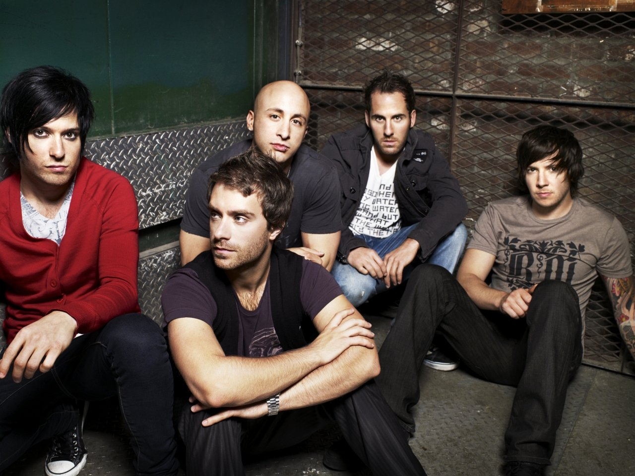 Canadian band Simple Plan premieres their new music video for their ...