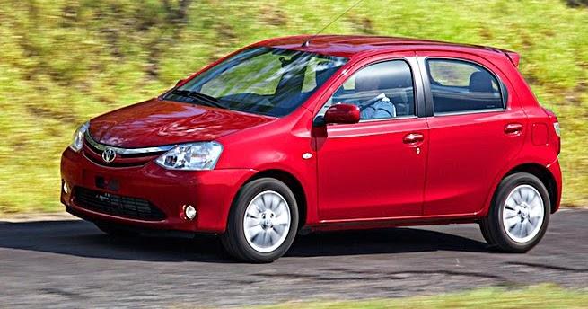 Novo Toyota Etios 2014 - Preço, Concorrentes, Fotos
