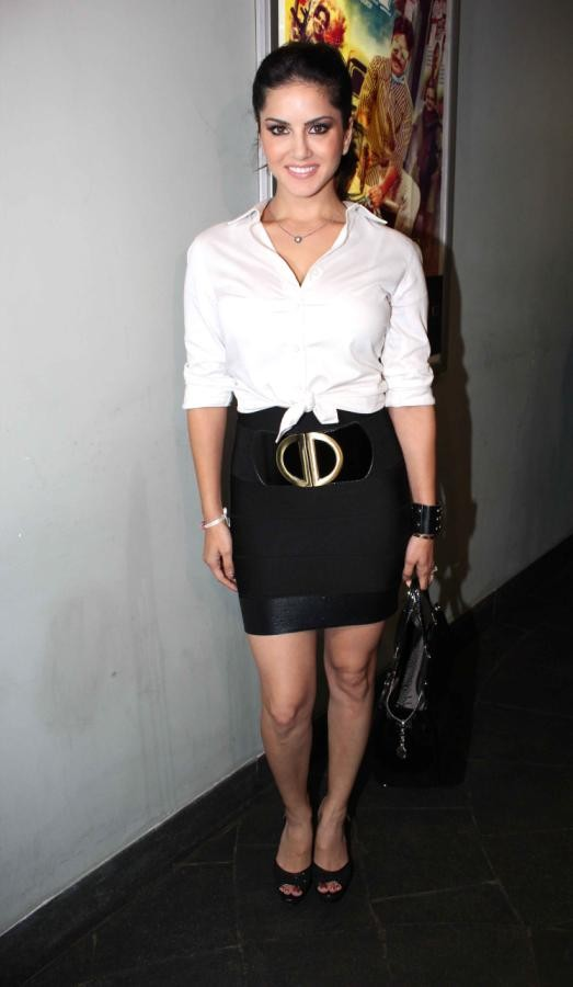Sunny Leone Photo Gallery at Cinemax