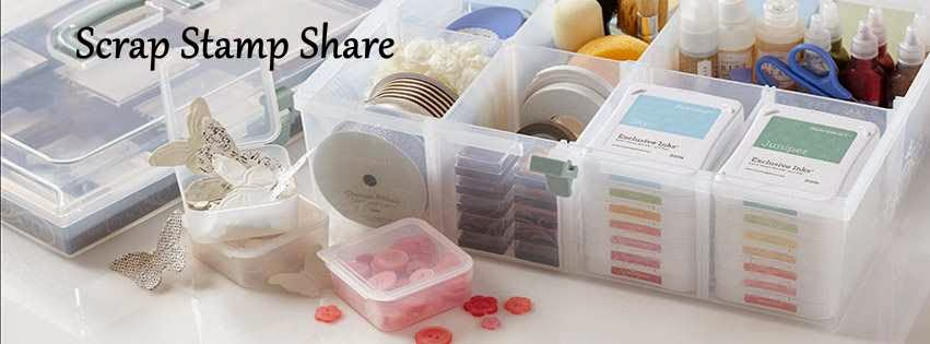 Scrap-Stamp-Share