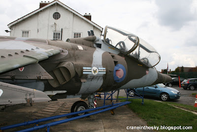 Hawker Siddeley Harrier T.Mk.4