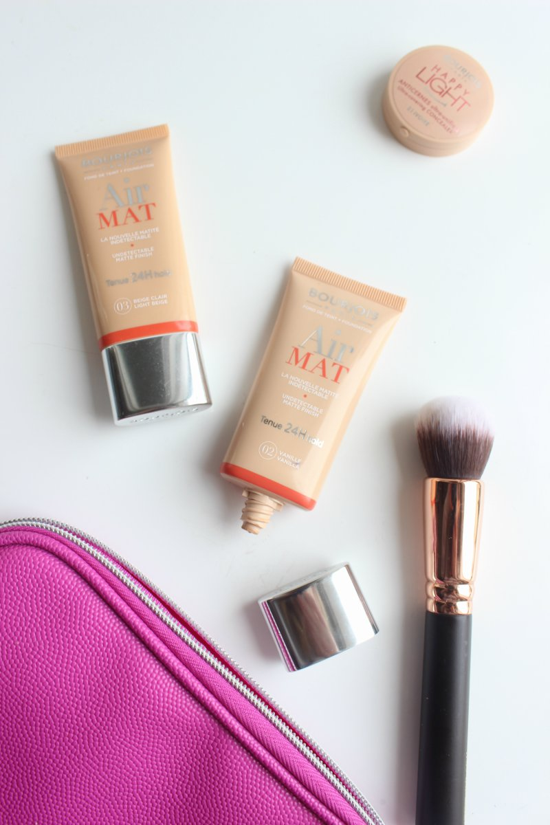 Bourjois Air Mat Foundation Review