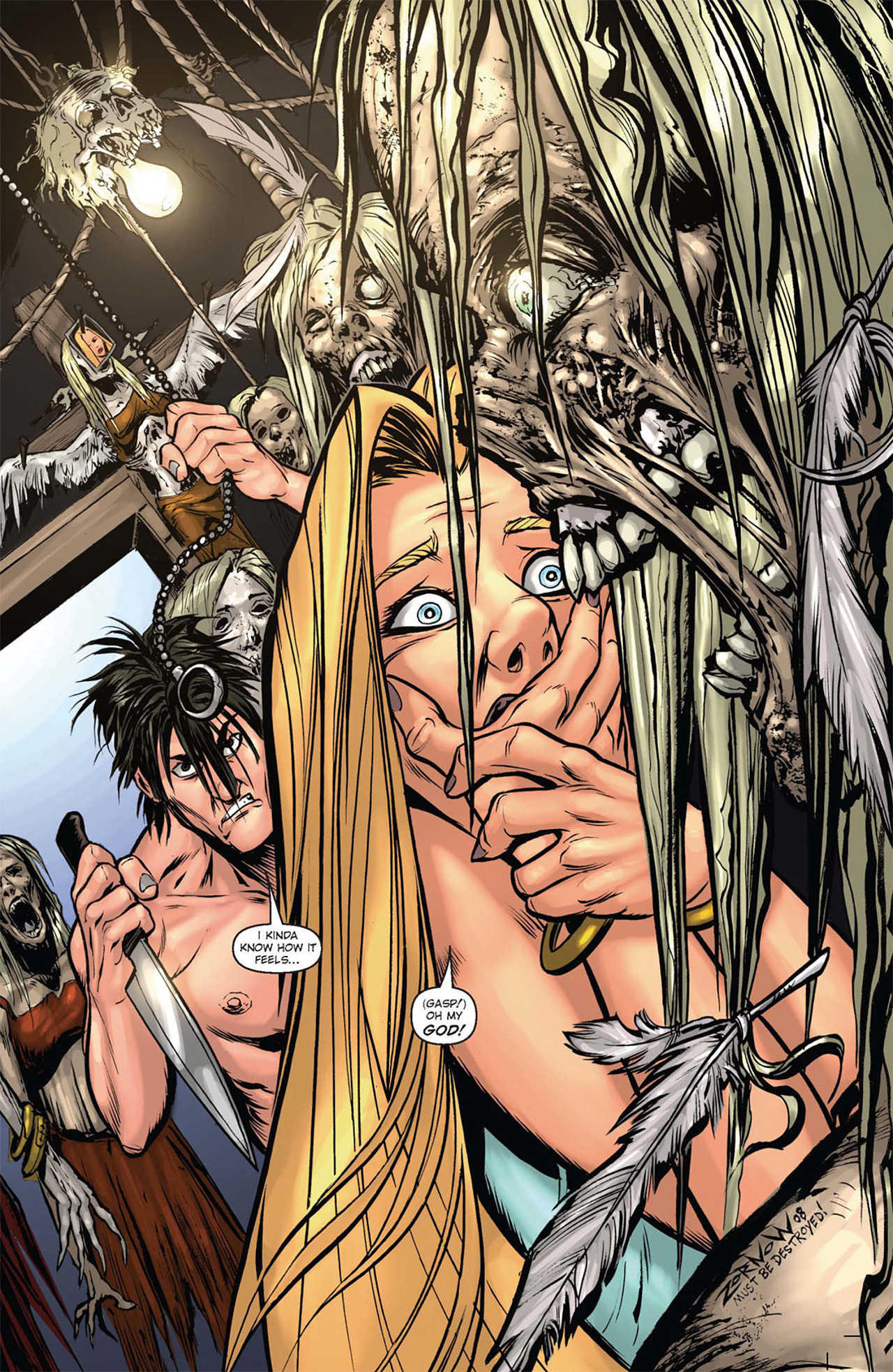 Grimm Fairy Tales (2005) Issue #28 #31 - English 24