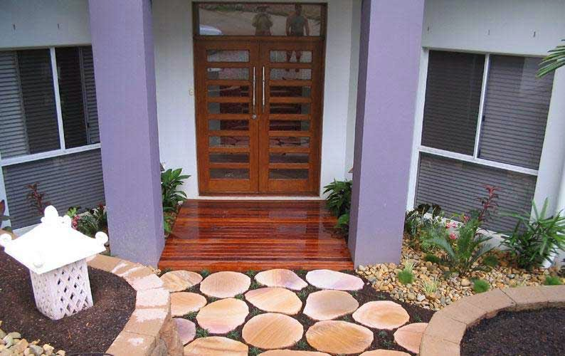 Design-terrace-house-minimalist-decor-Stone-Natural-And-Garden-Minimalist