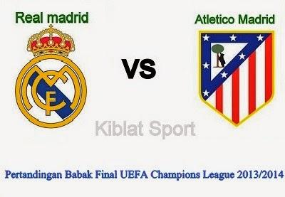 lolos ke babak final uefa champions league musim 2013 2014