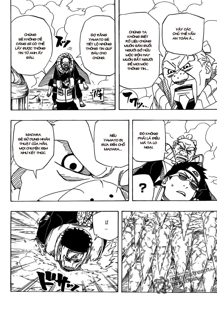 Naruto chap 514 Trang 16 - Mangak.info