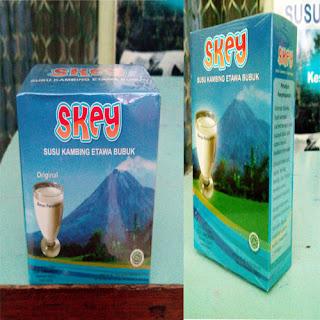 Produk susu Kambing Etawa Medan