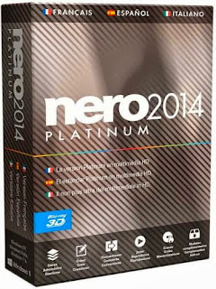 Nero 2014 15.0.07100 and Nero 2014 Platinum 15.0.02200 Full