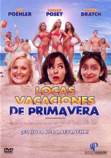 Locas Vacaciones De Primavera latino, descargar Locas Vacaciones De Primavera