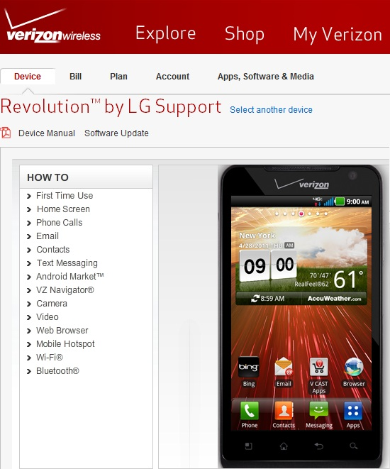 Download gingerbread firmware for lg revolution