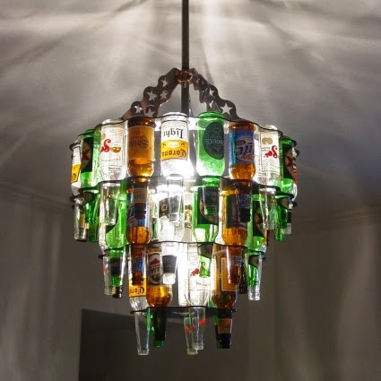 How to recycle creative recycled chandeliers creative recycled chandeliers mozeypictures Image collections