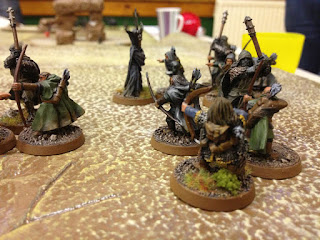 The Hobbit SBG - Dwarves Rangers Drar