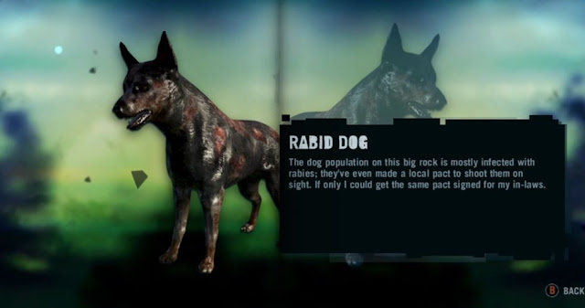 Rabid Dogs Hunt