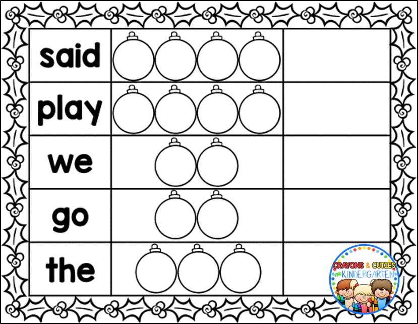 Crayons & Cuties In Kindergarten: Holiday Centers & Candy Cane Word ...