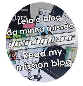 Blog da Minha Missão