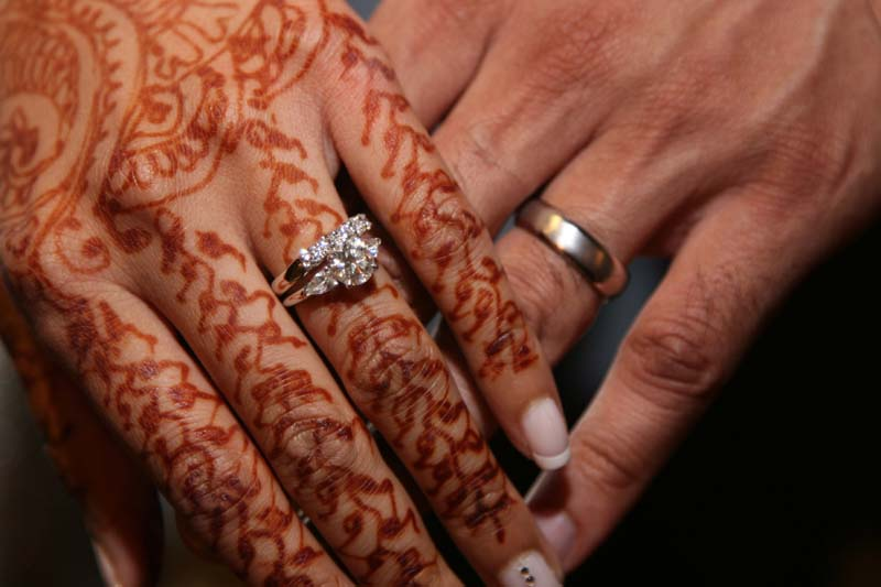 Wedding Tattoos Gallery Tattooed Wedding Rings