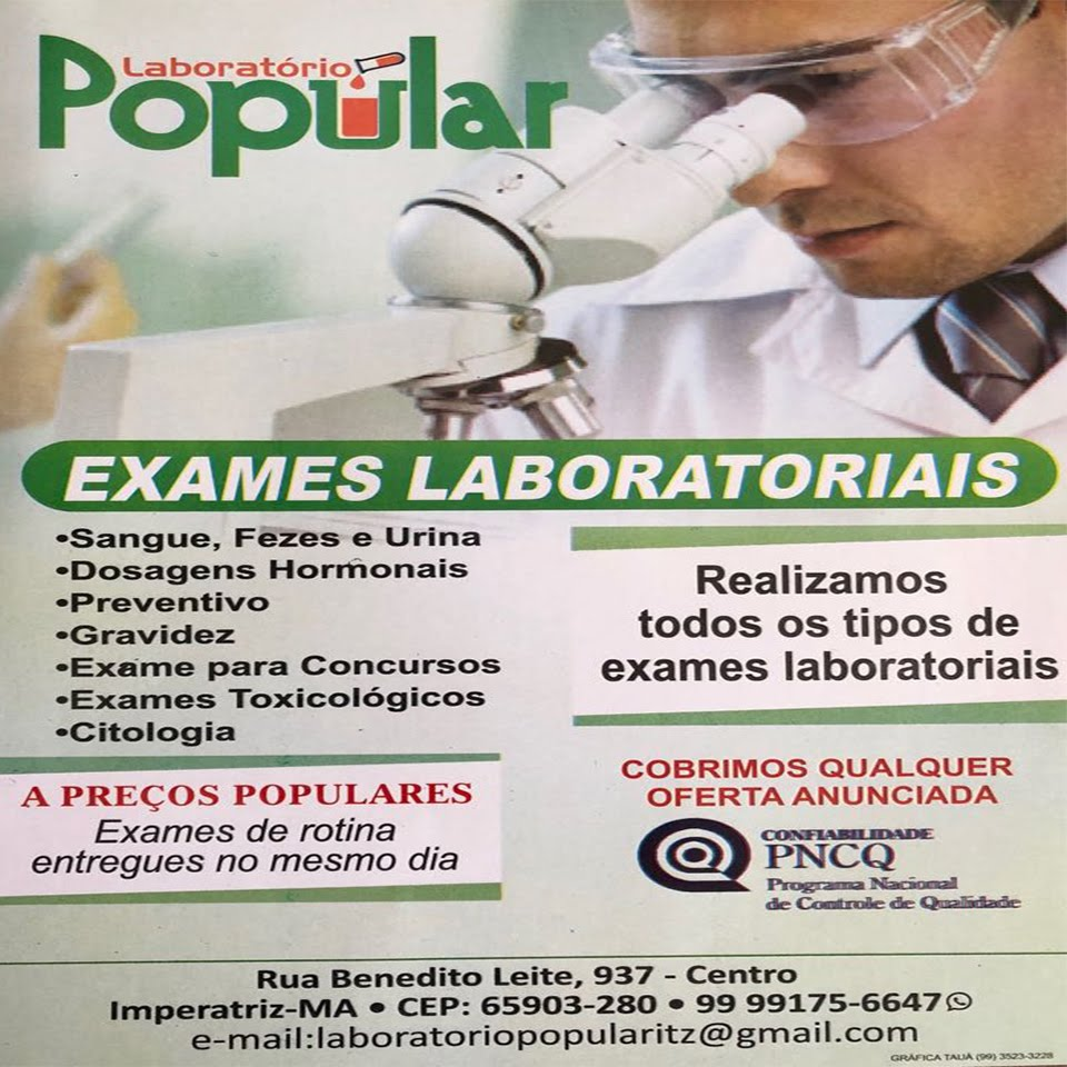 Laboratório Popular