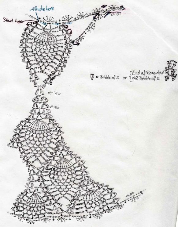 Lenceria De Baño Patrones:Trajes De Bano En Crochet