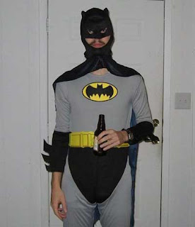 Funniest Batman Costumes of 2012