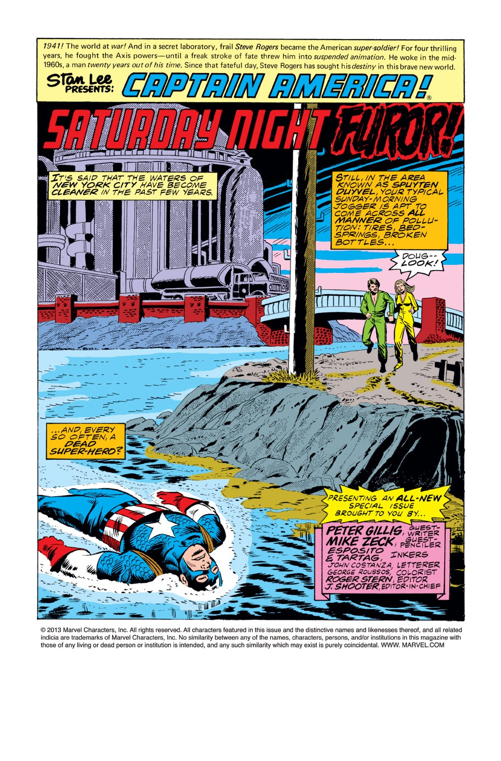 Captain America (1968) Issue #224 #138 - English 2