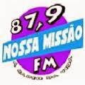 ouvir a Rádio Nossa Missão FM 87,9 Passos MG