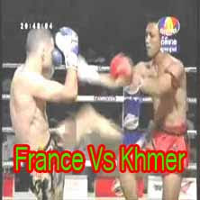 [ Bayon TV ] Vung Noy vs Raphael Bohic [France] 26-07-2013 - TV Show, Bayon TV, Kun Khmer International