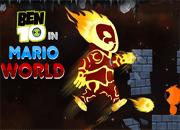 Ben 10 In Mario World