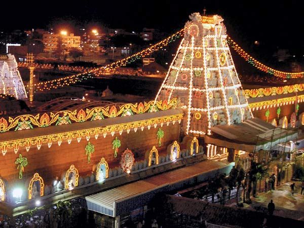 Tirupati India  city images : Richest Temples in India : | A Fun Life of Mantra,Tantra & Yantra...