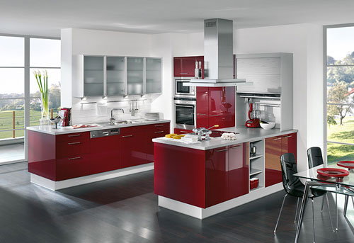 The Following Are Some Examples Modern Kitchen Designs Photo Gallery Which  Is Certainly Clean And Comfortable.