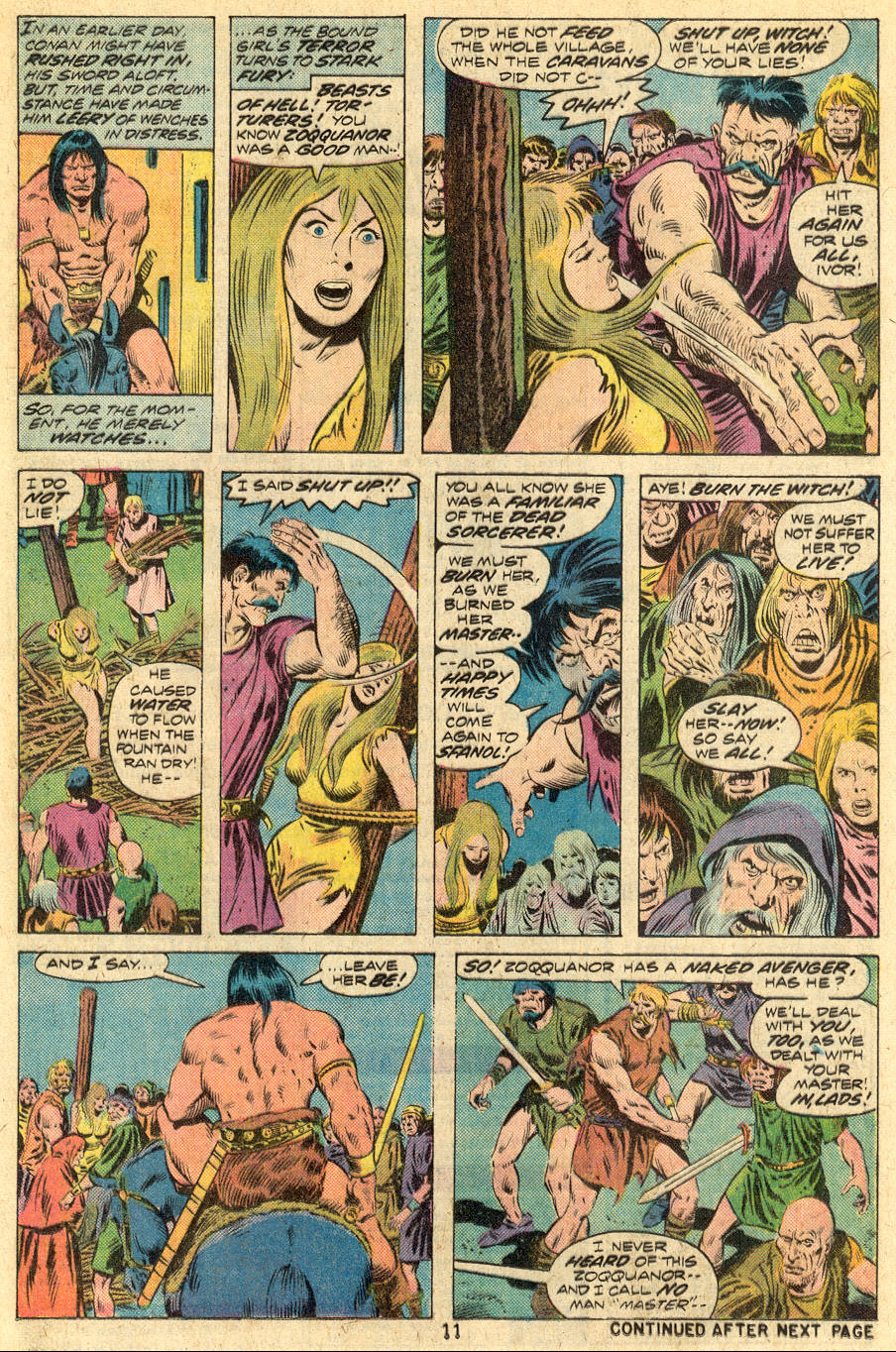 Conan the Barbarian (1970) Issue #46 #58 - English 8