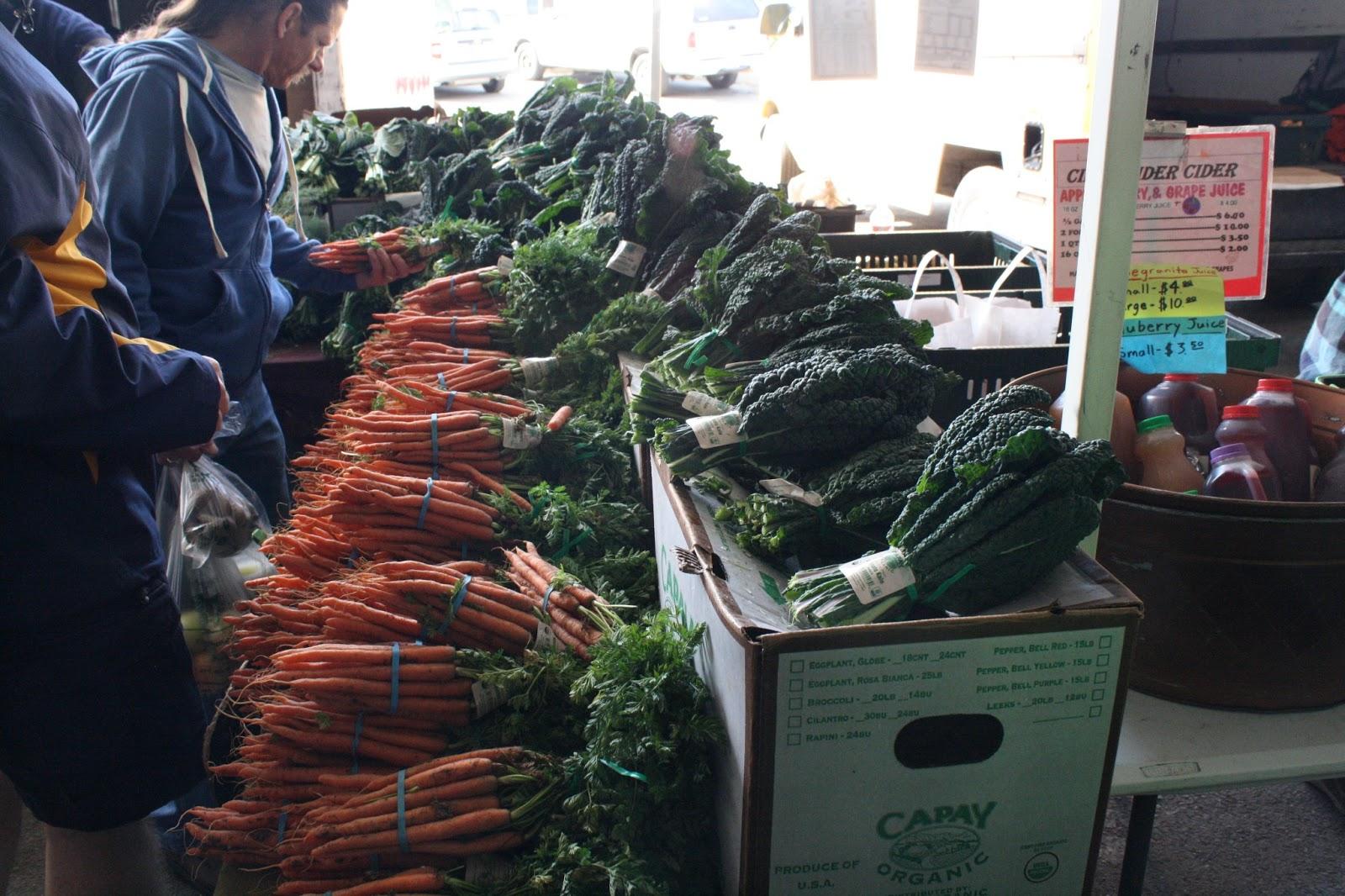 Welcome to Nor Cal Lifestyle!: Sacramento's Sunday Farmer's Market