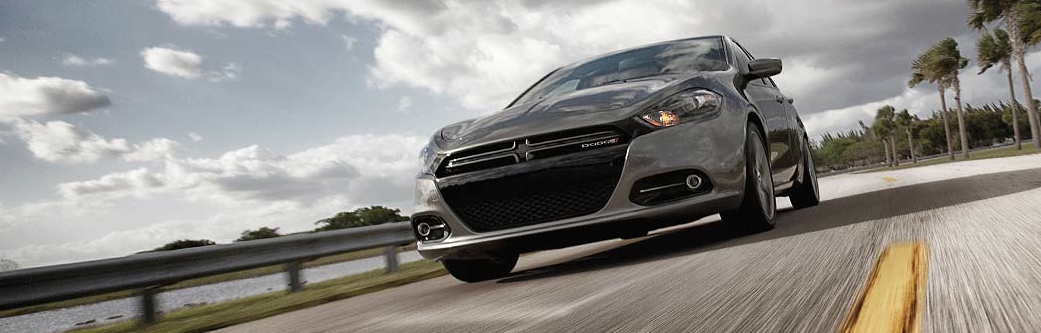 2014 Dodge Dart grey