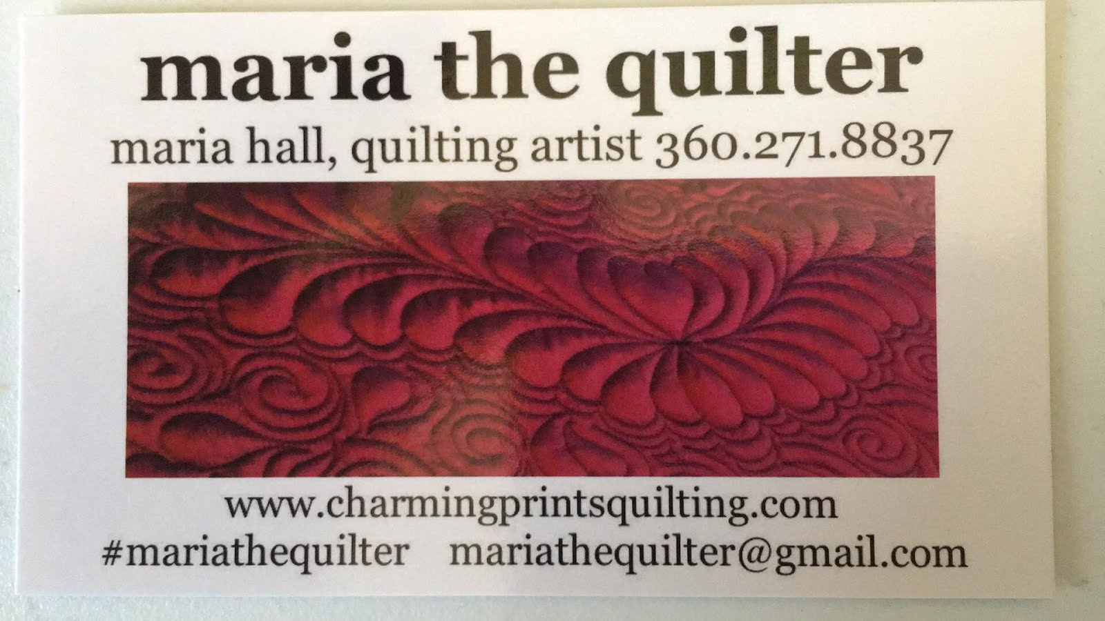 Do You Need A Quilter?