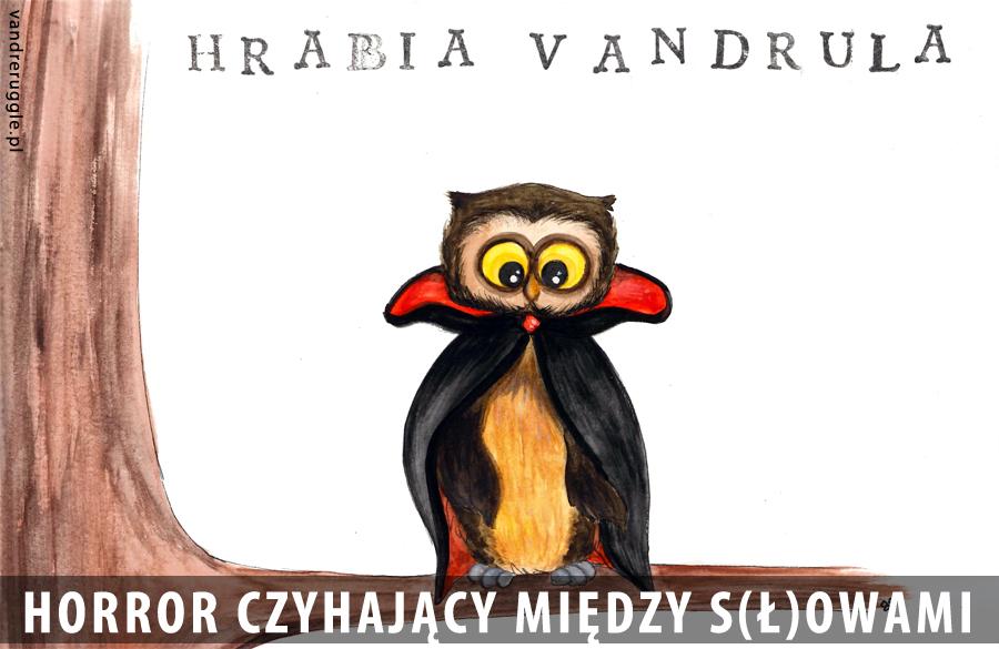 Vandrer - Halloween Bok Tag - Dracula