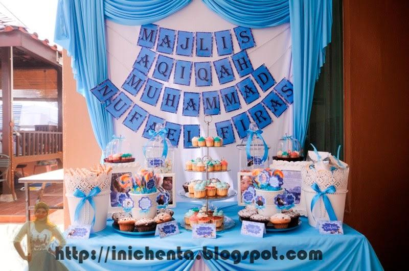 Chenta nana july 2014 for Idea doorgift untuk aqiqah
