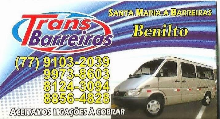 TRANS BARREIRAS