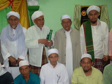 Tn Guru Hj Salleh Rasmi Madrasah Nurul Taqwa