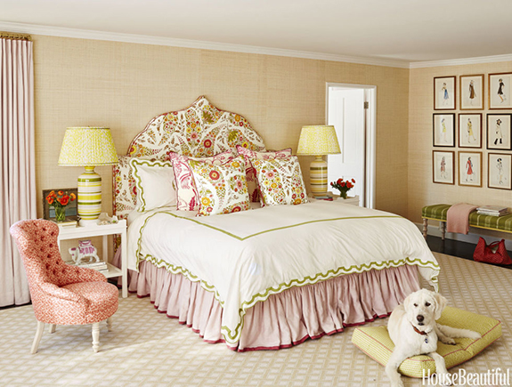 the last two little girl bedrooms might be my absolute favorite and