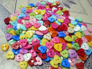 Love Button 11mm