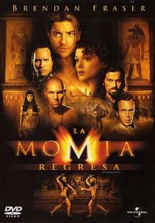 La momia 2: La momia Regresa